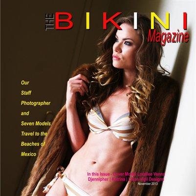 Bikini Magazine V1 Nov 2013