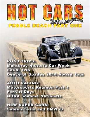 HOT CARS No. 16