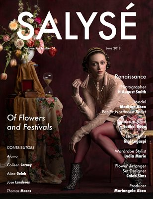 SALYSÉ Magazine | Vol 4 : No 51 | June 2018