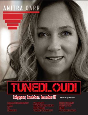 TunedLoud Magazine June 2018