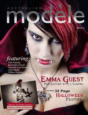 Australian Modele - Issue 2