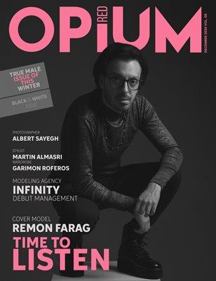 Opium Red 12 December B&W Vol 8