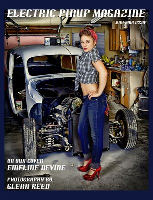 Electric Pinup Magazine May 2016 Issue