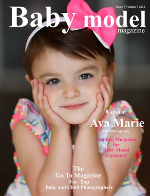 Baby Model Magazine Issue 7 Volume 7 2021