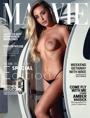 MALVIE Mag | NUDE & Boudoir Vol. 06 | August 2020