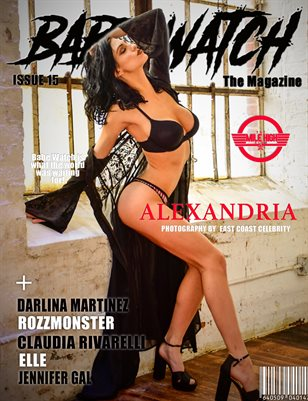 BABE WATCH ISSUE 15 FT ALEXANDRIA