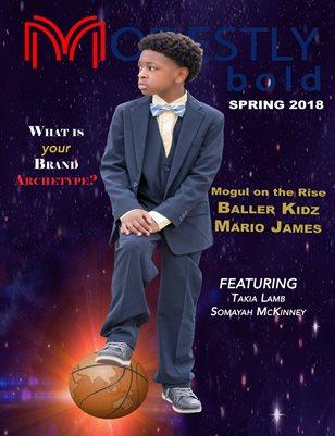 Modestly Bold Spring 2018