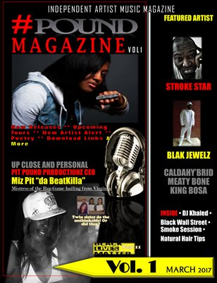 #POUND Magazine