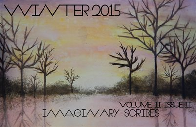 Imaginary Scribes Winter 2015