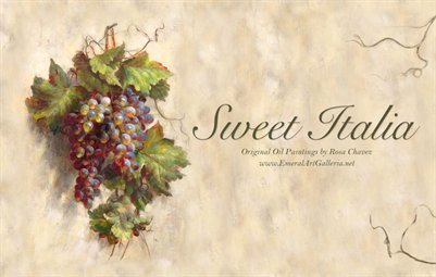 Sweet Italia By Rosa Chavez