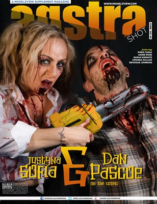 Aqstrashot Oct 2019 [ Issue # 81 ] HALLOWEEN Special