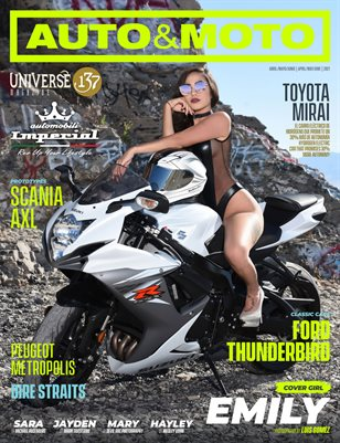 AUTO&MOTO MAGAZINE APRIL-JUNE 2021