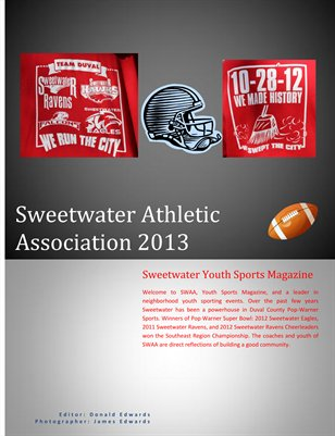 Sweetwater Youth Sports /  Jacksonville, Florida