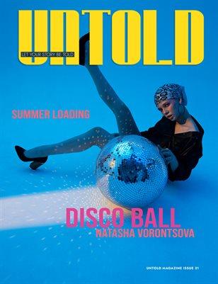 Untold Magazine   Issue 31