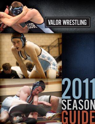 2011-2012 Wrestling Season Guide