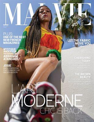 MALVIE Mag The Artist Edition Vol 46 November 2020