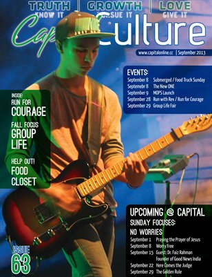 September 2013, Issue 63