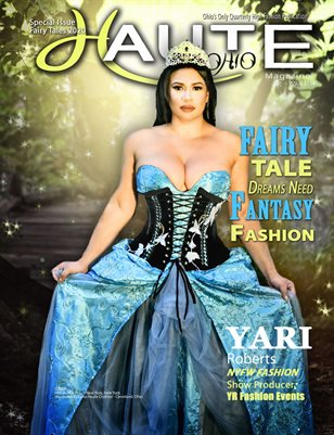 Haute Ohio Magazine Fairy Tale Garden 2020 Issue 31