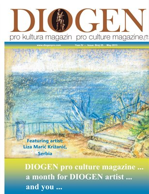 DIOGEN pro art magazine No 35 May 2013