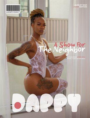 Dappy Magazine August 2021 Lingerie Edition