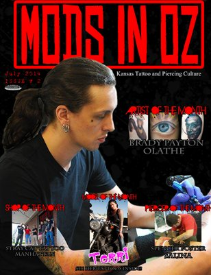 Modz In Oz July Issue #2