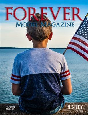 FOREVER Model Magazine Patriotic Issue 42