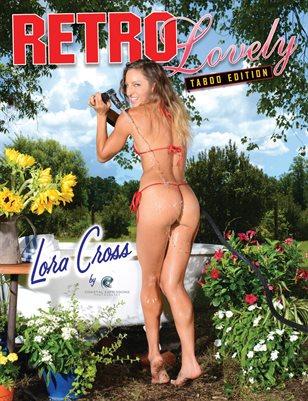 Taboo Edition No. 33 – Lora Cross Cover