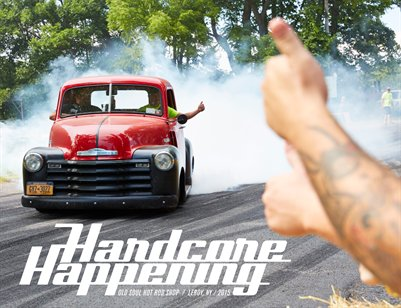 2015 Hardcore Happening - A Gathering of Hot Rods and Enthusiasts