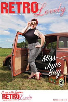 Miss June Bug Cover Poster