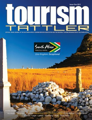Tourism Tattler January 2013