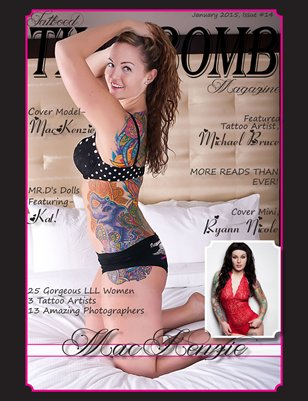 Tattooed Time Bomb Issue #14