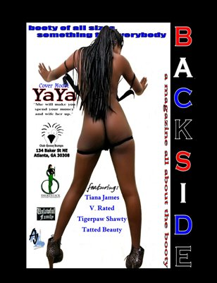 Backside Magazine Yaya Issue #5