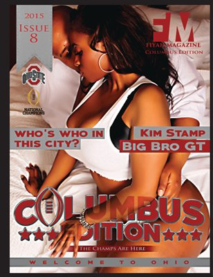 Columbus Edition(Issue 8)