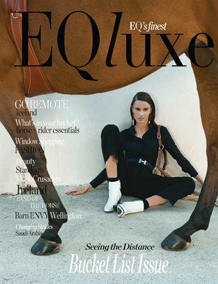 EQluxe Magazine Spring 2020