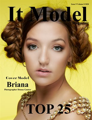 It Model Magazine Issue 9 Volume 8 2020 TOP 25