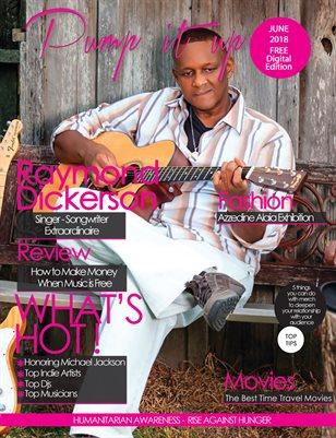 Pump It Up Magazine | June 2018