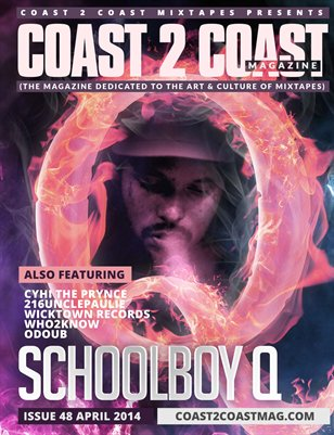 Coast 2 Coast Magazine Issue #48