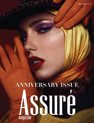 Assuré Magazine #11: ANNIVERSARY ISSUE
