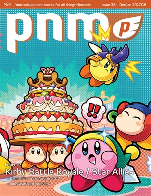 Pure Nintendo Magazine (PNM) Issue 38