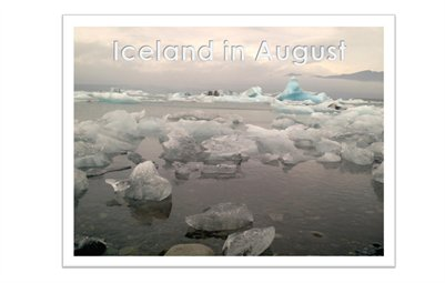 Iceland in August