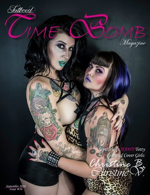 Tattooed Time Bomb Magazine, Issue #34
