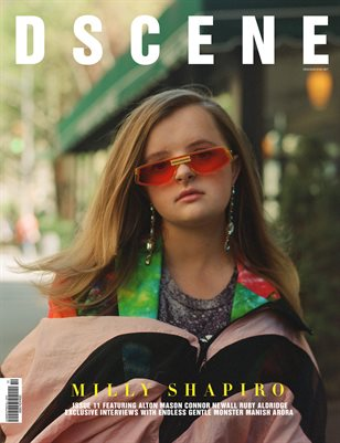 DSCENE - MILLY SHAPIRO - ISSUE 11