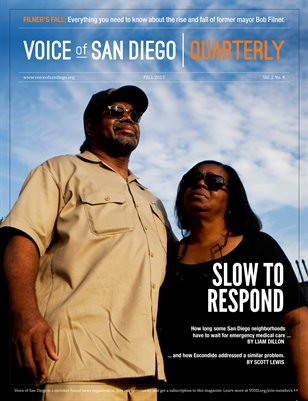 Voice of San Diego | Quarterly • Fall 2013