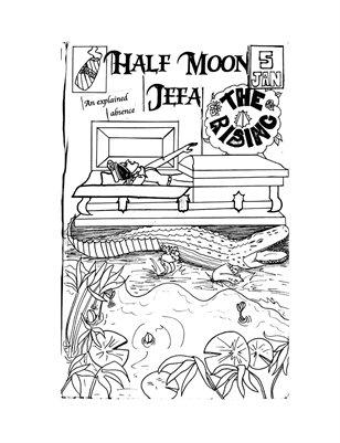 Half Moon Jefa Zine 5