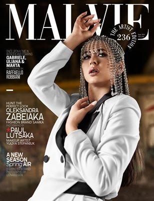 MALVIE Magazine The Artist Edition Vol 236 June 2021