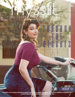 MYSSFIT ALL-TERNATIVE MAGAZINE | THROUGH THE YEARS | ISSUE #12