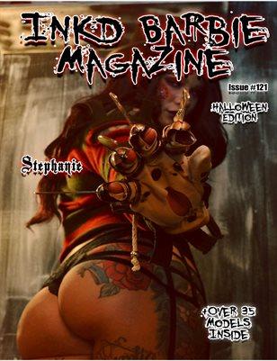 Inkd Barbie Magazine Issue #121 - Stephanie