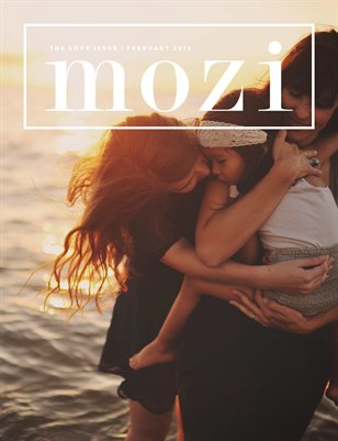 Mozi Magazine, February 2015, Love