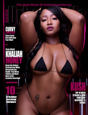 Urban Dolls: Curvy Sensations (Khaliah Honey Cover)