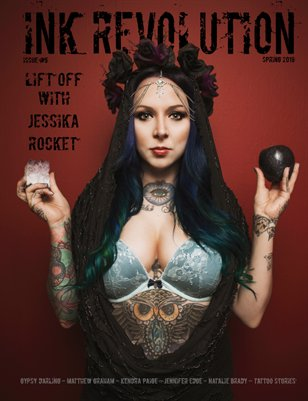 Ink Revolution - Issue #5